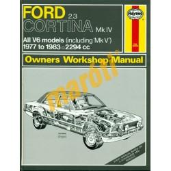 Ford 2.3 Cortina MkIV