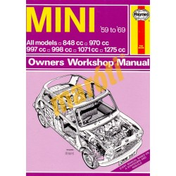 Mini (1959 - 1969) up to H *