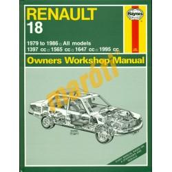 Renault 18 (1979-1986 Összes model)