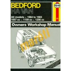 Bedford HA VAN (összes model 1964-1983)