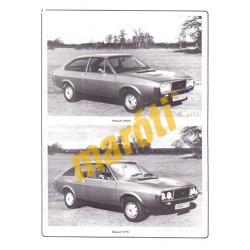 Renault 15 & 17 (1972-1979)
