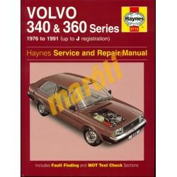 Volvo 340 & 360 Series (1976-1991)
