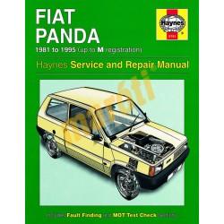 Fiat Panda (1981 - 1995) up to M