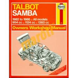 Talbot Samba (1982-1986 )