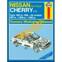 Nissan/Datsun Cherry N12 (Sept 1982 to 1986)
