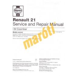 Renault 21 (1986-1994 Benzin)