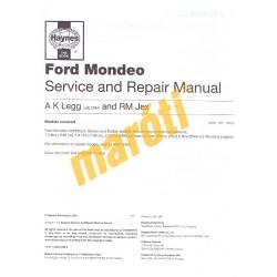 Ford Mondeo Petrol (1993 - Sept 00) K to X (HASZNÁLT)