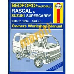 Bedford/Vauxhall Rascal & Suzuki Supecarry
