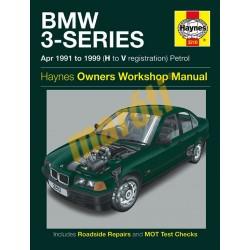 BMW 3-Series Petrol (Apr 91 - 1999) H to V
