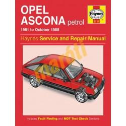 Opel Ascona Petrol (1981 - 1988)