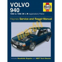Volvo 940 Petrol (1990 - 1998) H to R