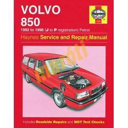 Volvo 850 Petrol (1992 - 1996) J to P