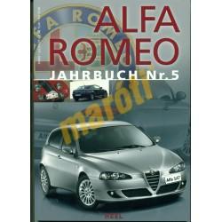 Alfa Romeo Jahrbuch Nr.5