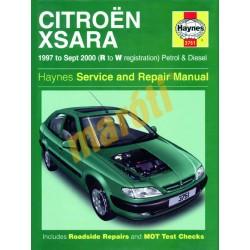 Citroen Xsara Petrol & Diesel (1997 - Sept 00) R to W