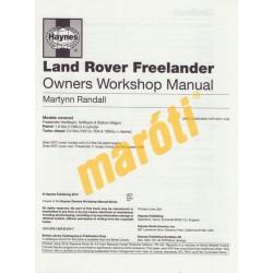Land Rover Freelander Petrol & Diesel (1997 - Oct 06) R to 56