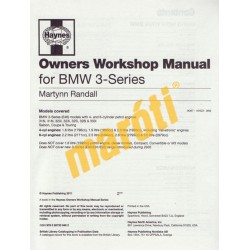 BMW 3-Series Petrol (Sept 98 - 06) S to 56