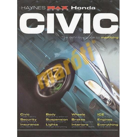 Haynes Extreme Honda Civic