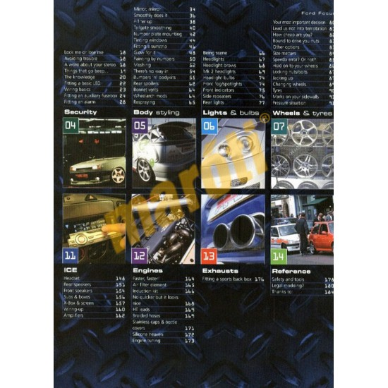 Haynes Extreme Ford Focus (2nd edition)