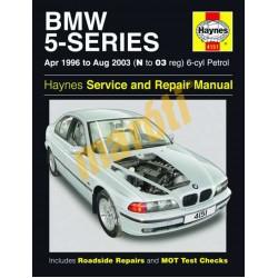 BMW 5-Series 6-cyl Petrol (April 96 - Aug 03) N to 03