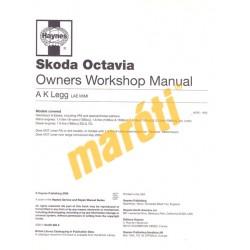 Skoda Octavia Petrol & Diesel (1998 - Apr 04) R to 04