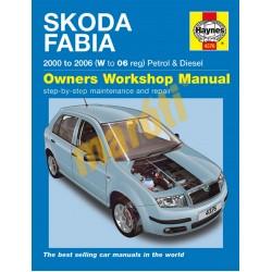 Skoda Fabia Petrol & Diesel (00 - 07) W to 07