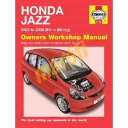 Honda Jazz (02 - 08) 51 to 08