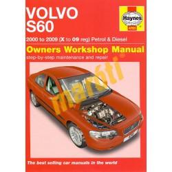 Volvo S60 Petrol & Diesel (00 - 09) X to 58