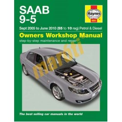 SAAB 9-5 (Sep 05 - 10) 55 to 59