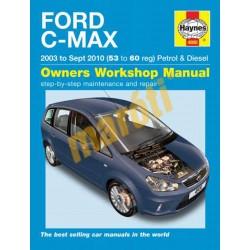 Ford C-Max Petrol & Diesel (03 - 10) 53 to 60