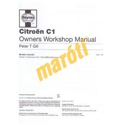 Citroen C1 (2005-2011 Petrol)