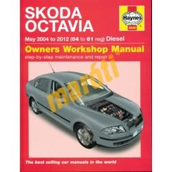 Skoda Octavia (May 2004 to 2012) Diesel