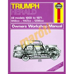 Triumph Herald (1959 - 1971) up to K