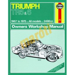 Triumph TR5 & 6 (1967 - 1975) up to P