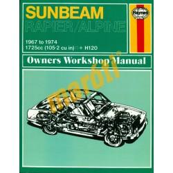 Sunbeam Rapier/Alpine (1967-1974)