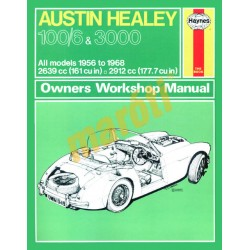 Austin Healey 100/6 & 3000 (1956 - 1968) up to G