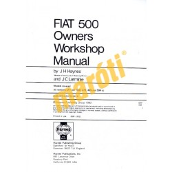 Fiat 500 (1957 - 1973) up to M