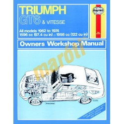 Triumph GT6 & Vitesse (1962 - 1974 ) up to N