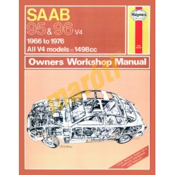 Saab 95 & 96 (1966 - 1976) up to R