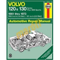 Volvo 120 & 130 Series & 1800 Sports (1961 - 1973)