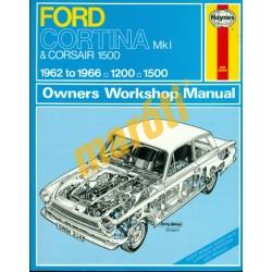 Ford Cortina Mkl & Corsair 1500
