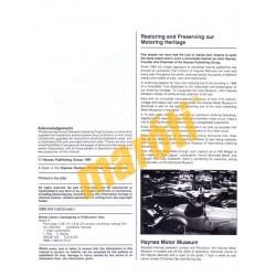 Ford Capri II (& III) 1.6 & 2.0 (1974 - 1987) up to E
