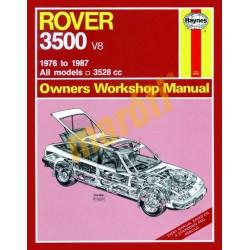 Rover 3500 (1976 - 1987) up to E