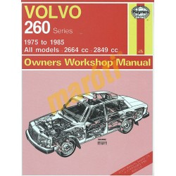 Volvo 262, 264 & 260/265 (1975 - 1985) up to C