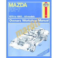 Mazda RX-7 (1979 - 1985) up to C
