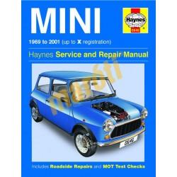 Mini (1969 - 01) up to X