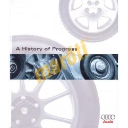 Das Rad der Zeit Die Geschichte der AUDI AG