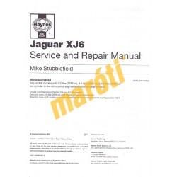 Jaguar XJ6 & Sovereign (Oct 86 - Sept 94) D to M (HASZNÁLT)