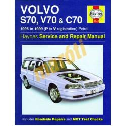 Volvo S70, V70 & C70 Petrol (1996 - 1999) P to V