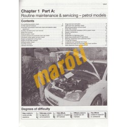 Ford Focus Petrol & Diesel (1998 - 01) S to Y