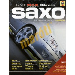 Haynes Extreme Citroen Saxo (2nd Edition)